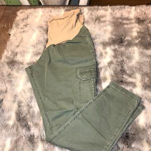 7eafb2279b2fa Women Motherhood Maternity Cargo Pants on Poshmark